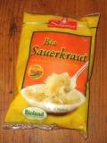 Sauerkraut Beutel-